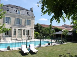 Luxury Dordogne Village Home + Pool. Walk to shops - Riberac vacation rentals