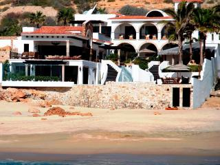 Secluded Beachfront: Chef; Spa; Gym; Sleeps 15 - San Jose Del Cabo vacation rentals