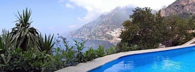 Villa Ernestina Grande - Image 1 - Positano - rentals