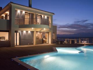 Luxury seafront villa in Crete+pool+sauna+gym - Chania vacation rentals