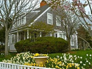 2 Bedroom 2 Bathroom Vacation Rental in Nantucket that sleeps 5 -(9964) - Image 1 - Nantucket - rentals