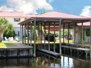 'Blue Bayou!'~Waterfront~Private Pool~2 Boat Slips - Orange Beach vacation rentals