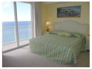 Spectacular Views from Private Balcony at Tidewater Beach Resort - Panama City Beach vacation rentals