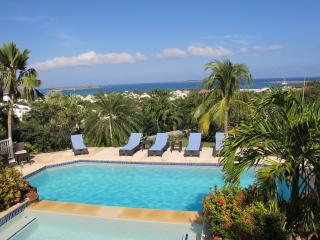 ALLAMANDA... comfortable, casual family villa in fabulous Orient Bay - Orient Bay vacation rentals