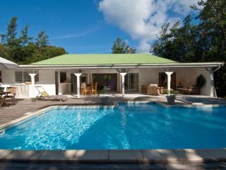 MONCHAL...Adorable, romantic cottage 200 steps to Plum Baie beach! - Plum Bay vacation rentals
