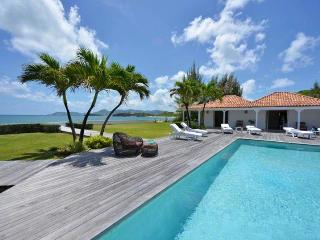 CASA CERVO...Baie Rouge beach is just outside the door of this fabulous villa... - Baie Rouge vacation rentals