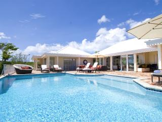 ST MARTIN  LUXURY 4 BEDROOM VILLA MINUTES TO BEACH - Terres Basses vacation rentals