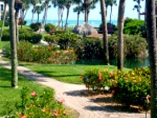 VIEW FROM LANAI - Pointe Santo C1 - Sanibel Island - rentals