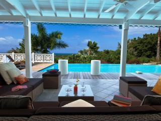 CALLISTO...a superb, St Martin villa with sunset views! - Terres Basses vacation rentals
