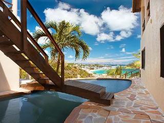 BAYWOOD VILLA...offers stunning views of the ocean and St. Barths - Saint Martin-Sint Maarten vacation rentals