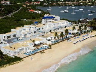 CORAL BEACH CLUB... 2 & 3 BR beach view villas just steps from beautiful Dawn Beach - Dawn Beach vacation rentals