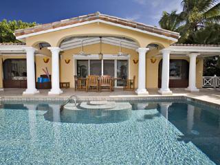 VILLA MARRAKESH... Contemporary villa with Moroccan feel and fantastic Lagoon views - Cupecoy vacation rentals