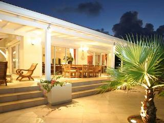 MEDITERRANEE... a spectacular 4 BR villa within walking distance of Orient Beach in French St Martin! - Hillside vacation rentals