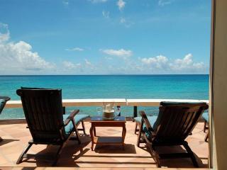 FAJA LOBIE... Great rates for a beachfront villa on Bourgeaux Bay beach, walk to Maho! - Saint Martin-Sint Maarten vacation rentals