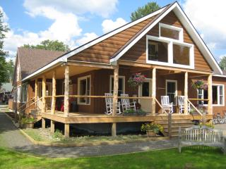 Bald Mountain Camps Resort - Western Maine vacation rentals