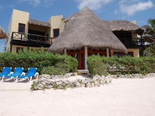 Stunning 3 Bdr Beachfront Paradise, Chic & Relax - Tulum vacation rentals
