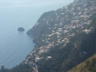 Amalfi Coast Accommodation with Pool for Two Families or Friends - Villa Furore - Amalfi Coast vacation rentals