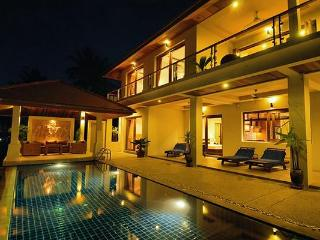 Peerapat Villa, 4-Bed Seaview in NE 1km to Beach - Koh Samui vacation rentals