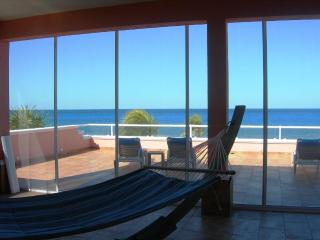Spacious Oceanfront Home for Family & Friends - Cozumel vacation rentals