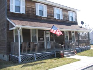 6 bedroom single family home in historic Cape May - Cape May vacation rentals