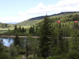 Bear Valley Highlands Wilderness retreat - Cabin 1 - Enderby vacation rentals
