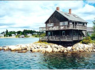 Little Island House: Two-apts., rent one or both - Bass Harbor vacation rentals