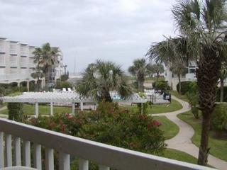This cozy 1 bedroom condo is located at the Victorian on the Seawall. - Galveston vacation rentals