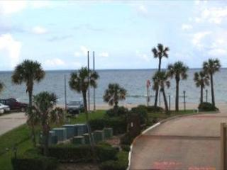 A beautiful property with the perfect view of the gulf and pool area. - Galveston vacation rentals