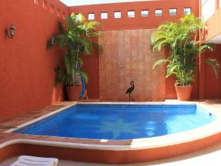 Ocean View 1 Bedroom Penthouse in Corpus Christi - Cozumel vacation rentals