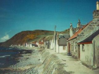 Crovie Cottage, Banffshire, Aberdeen, Scotland - Turriff vacation rentals