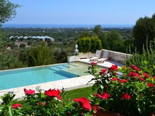 TRULLI DELLA CONTESSA TRULLI COMPLEX WITH POOL - Noci vacation rentals
