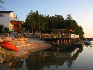 Mac's Shacks Waterfront Cottages - The Huron - Lion's Head vacation rentals