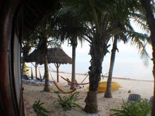 Caribbean charm 3 bedroom beach house - Tulum vacation rentals