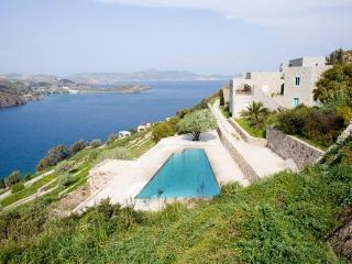 Luxury Villa in Patmos with pool and sea views - Fourni Korseon vacation rentals