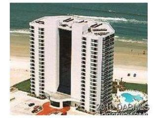 Building View - Updated Beach Condo-Jacuzzi & Balcony w/Ocean View - Daytona Beach - rentals