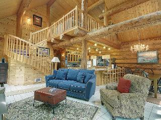 Private 3 Bedroom Log Home On 5 Acres - (Elena Log Home) - Friday Harbor vacation rentals