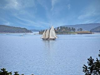WATERFRONT! Views of San Juan Channel - 5 minutes from Downtown Friday Harbor - Anacortes vacation rentals