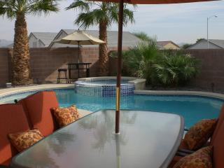 Private Oasis Home- Pool/Spa- 3 bedroom/2 bathroom - Las Vegas vacation rentals
