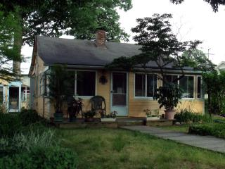 1 bedroom cottage near water, dog friendly - North Beach vacation rentals