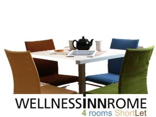 WELLNESSINNROME ShortLet 4Rooms 3Baths - Rome vacation rentals