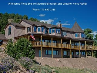 Luxury 8 bedroom Vacation Home & gold mining town - Cripple Creek vacation rentals