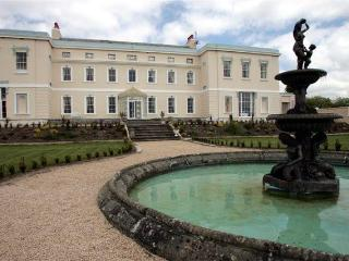 Palladian Mansion (near Dublin)   deburghmanor. - County Laois vacation rentals