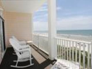 Atlantis Villas 6 BDRM OceanFront/Unit205/POOL TBL - North Myrtle Beach vacation rentals
