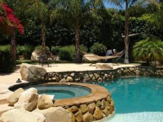 Garden Suite w/ Pool - Santa Barbara vacation rentals