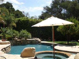 Sweet Studio in Montecito - Santa Barbara vacation rentals