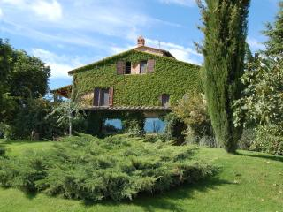 Poggio Etrusco: Tuscan B&B, apts, & Cooking School - Montepulciano vacation rentals