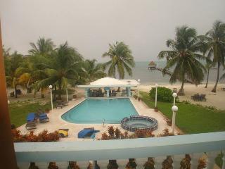 Spacious 1, 2 & 3 Bedroom Oceanfront Rentals Great Location - Ambergris Caye vacation rentals