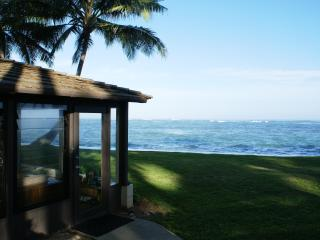 Ocean Front Paradise on the North Shore - Waialua vacation rentals
