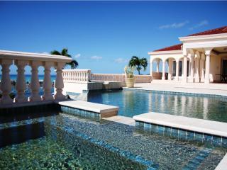 LES JARDINS DE BELLEVUE...Spetacular, one of a kind deluxe villa with breathtaking views! - Marigot vacation rentals