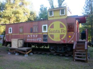 Little Red Caboose in the heart of Yosemite Area. - Oakhurst vacation rentals